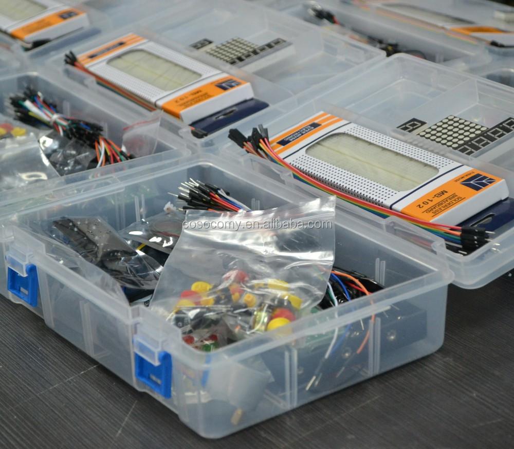 Componenti elettronici per arduino uno r kit ic id