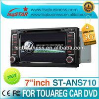 Car monitor/3G/car stereo/IPOD/DVD player for VW Touareg,ST-ANS710