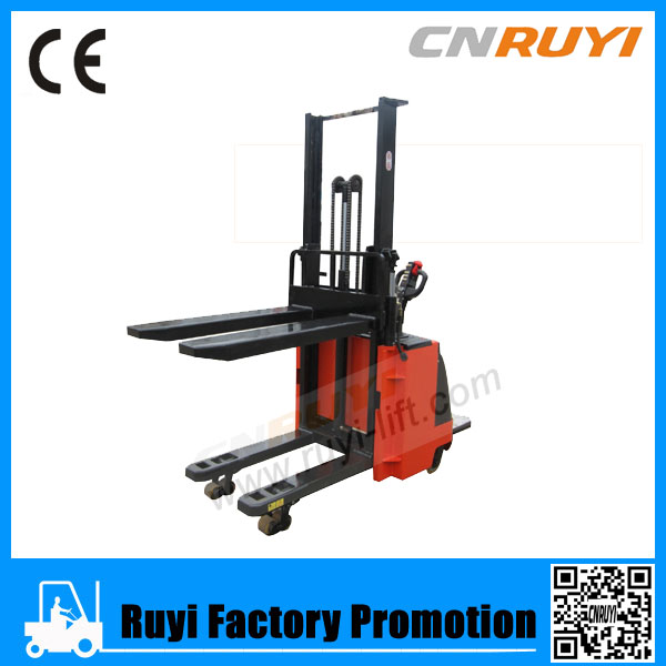 Steady and powerful Double Pallet jack hot sale promotion