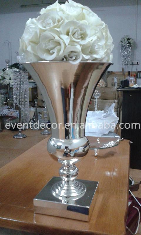 Vase Argente Pas Cher