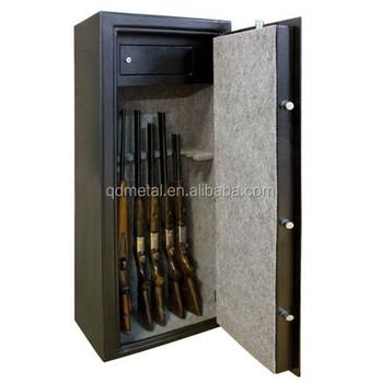 Factory Direct Custom Metal Safe Lockers Gun Cabinet - Buy Safe ...