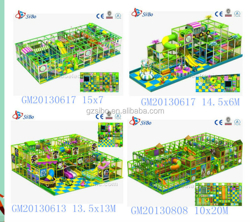 GM Hot new indoor fun places for kids/children's indoor play centers/used play equipment for sale