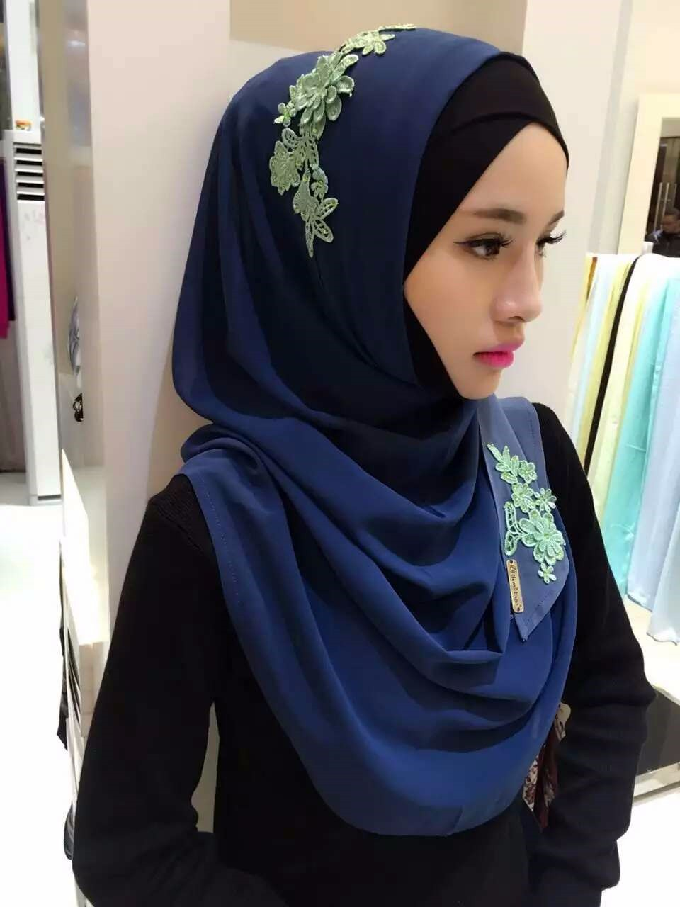 Fashion Large Size Malaysia Borong Wholesale Muslim Lycar