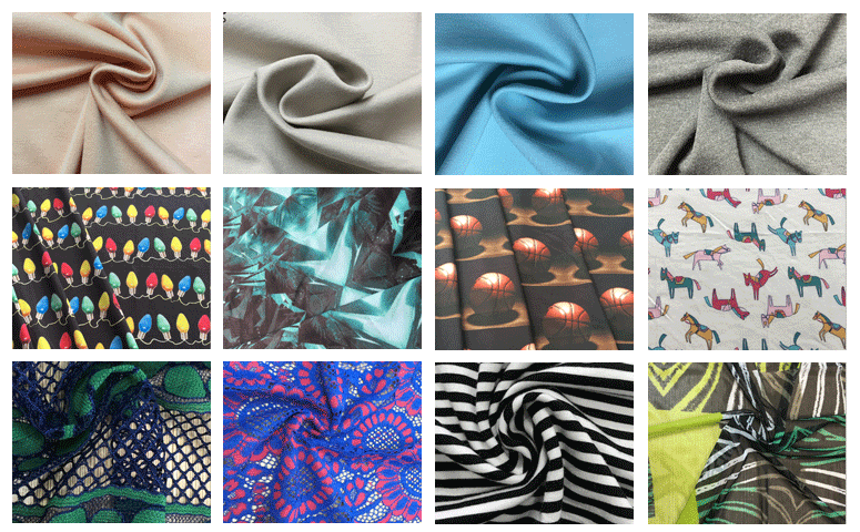new style top quality printed cotton knit fabric, custom fabric cotton jersey knit