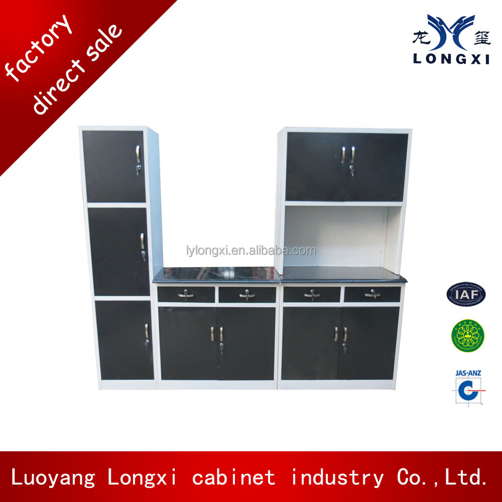 kitchen furniture and cabinet for project metal design with lockers Furniture