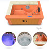 HOT Selling! 1 Person Hot Tub High Quality Oxygen Integrated 1 Person Hot Tub