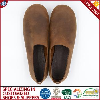 Qualité À En Vintage Top La Sandales Italien Mens Chaussures Cuir ARj3q54L