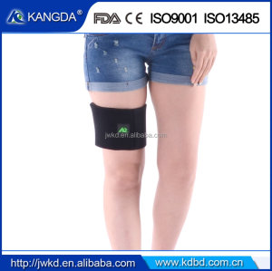 high elastic under brace knee leg padding support protector sleeve strap belt