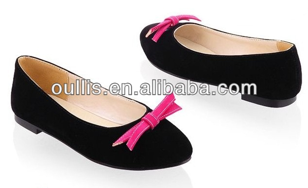 generous shoes for women flat heels wholesale price CP6557
