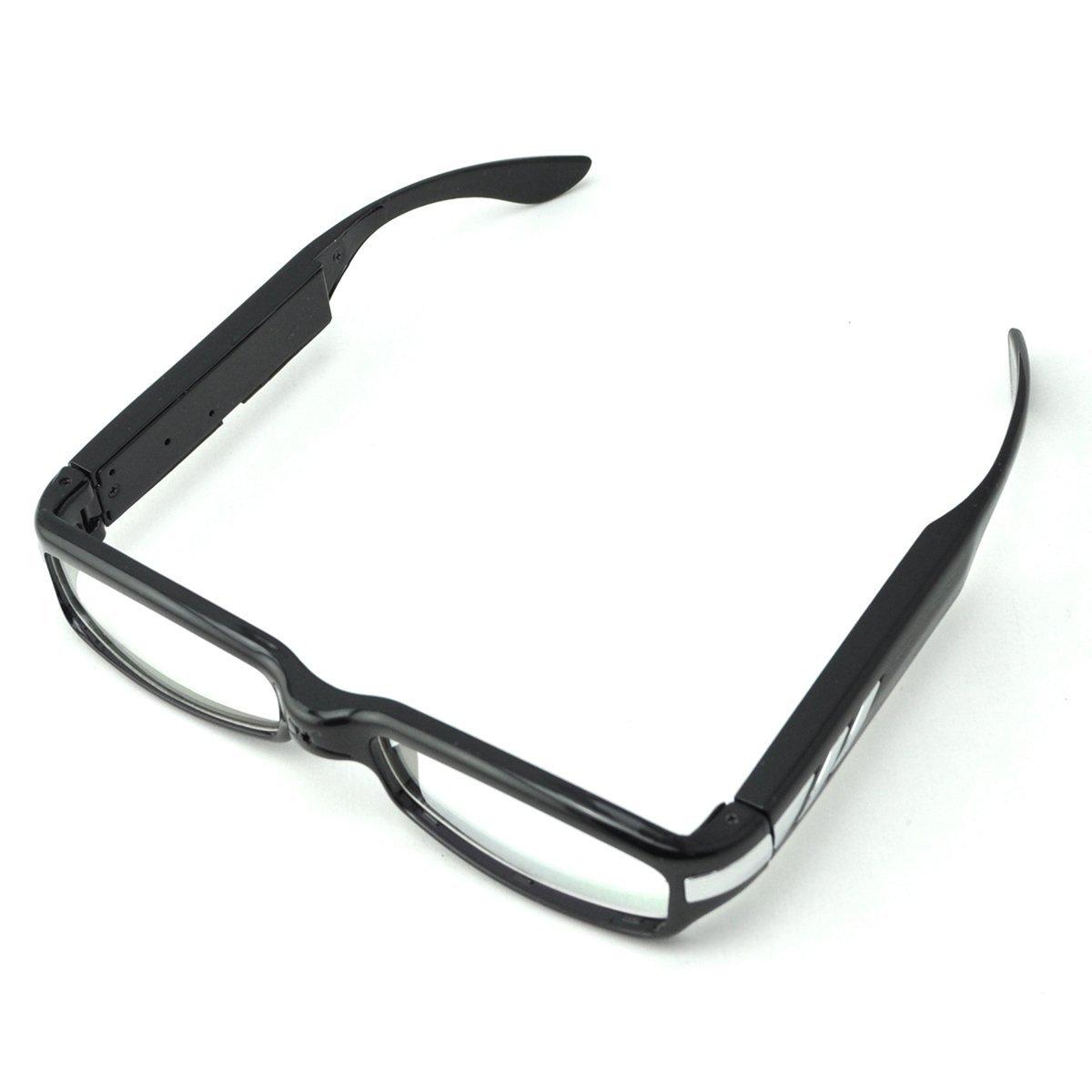 4db981704dc51 Get Quotations · Mini Camcorders 5 Megapixel FHD Glasses Camcorder Digital  Video Recorder Eyeware Camera Hidden Camera Glasses 1920