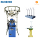 Automatic machines for making socks hosiery machinery manufacture of socks production line price
