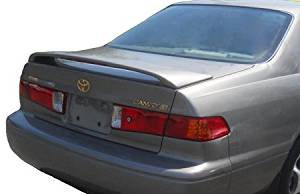 Get Quotations Accent Spoilers Toyota Camry Factory Style Spoiler 1997 2001 Blue Mica Pearl Metallic