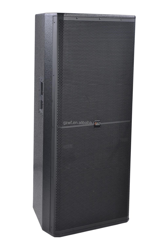 Wholesale srx 725 pa 1000W party speaker amplifier power ...