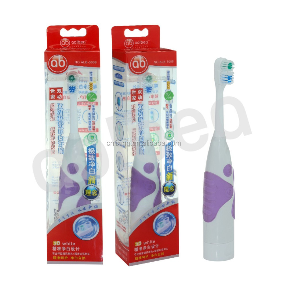 Professional toothbrush cosmetics makeup brushes set