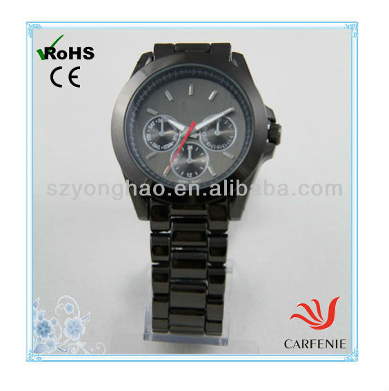 jewerly alloy case manufacturer and retailer wristwatch clock hands men china supplier