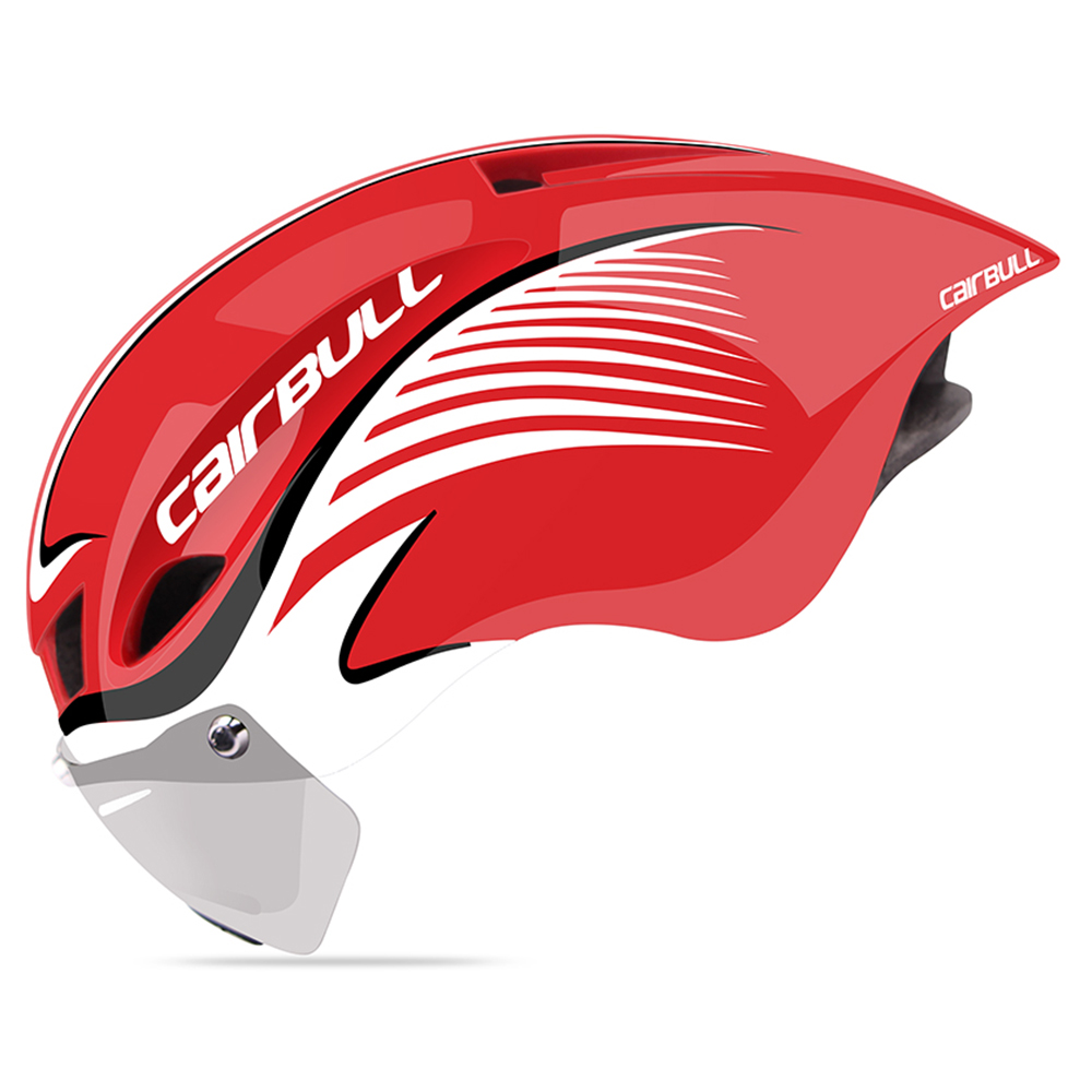 Alibaba.com / CAIRBULL WINGER 2019 Professional Triathlon Road Bike Cycling Helmet Men Bicycle Ultralight Sport Helmet CE Certified