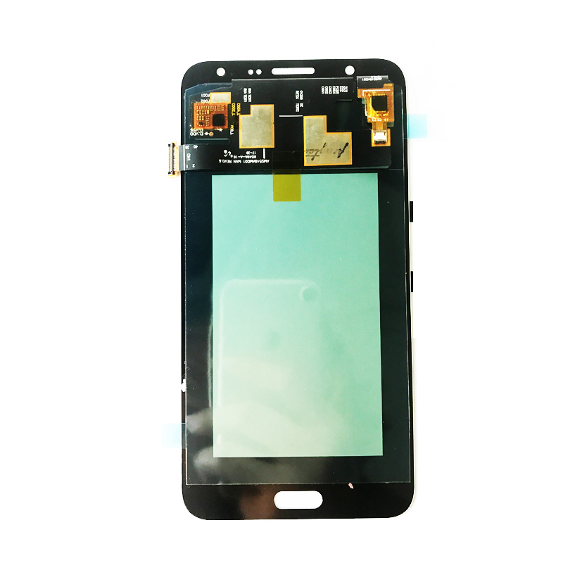 For Samsung for Galaxy J7 J700F J700M J700H lcd display touch screen digitizer glass sensor assembly grey white gold