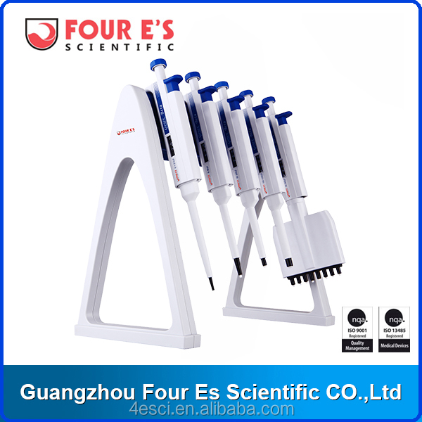 Durable Medical Multichannel Pipette 10ml
