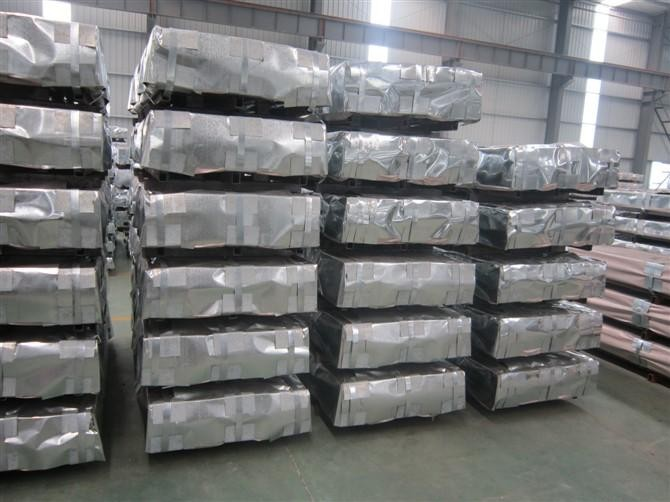 Galvanized Corrugated Sheets Zinc Roof Sheet Price Metal