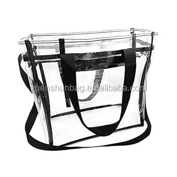 Roved Clear Messenger Bag Pvc Crossbody For Men And Women Tote Product On
