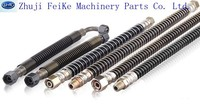 SAE J1401 DOT 1/8 HL Hydraulic Brake Hose With Fittings