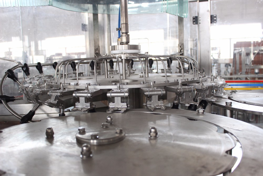 Vacuum Forming Machine For Eye Drop Bottle Filling And Capping Machine Mascara Bottles