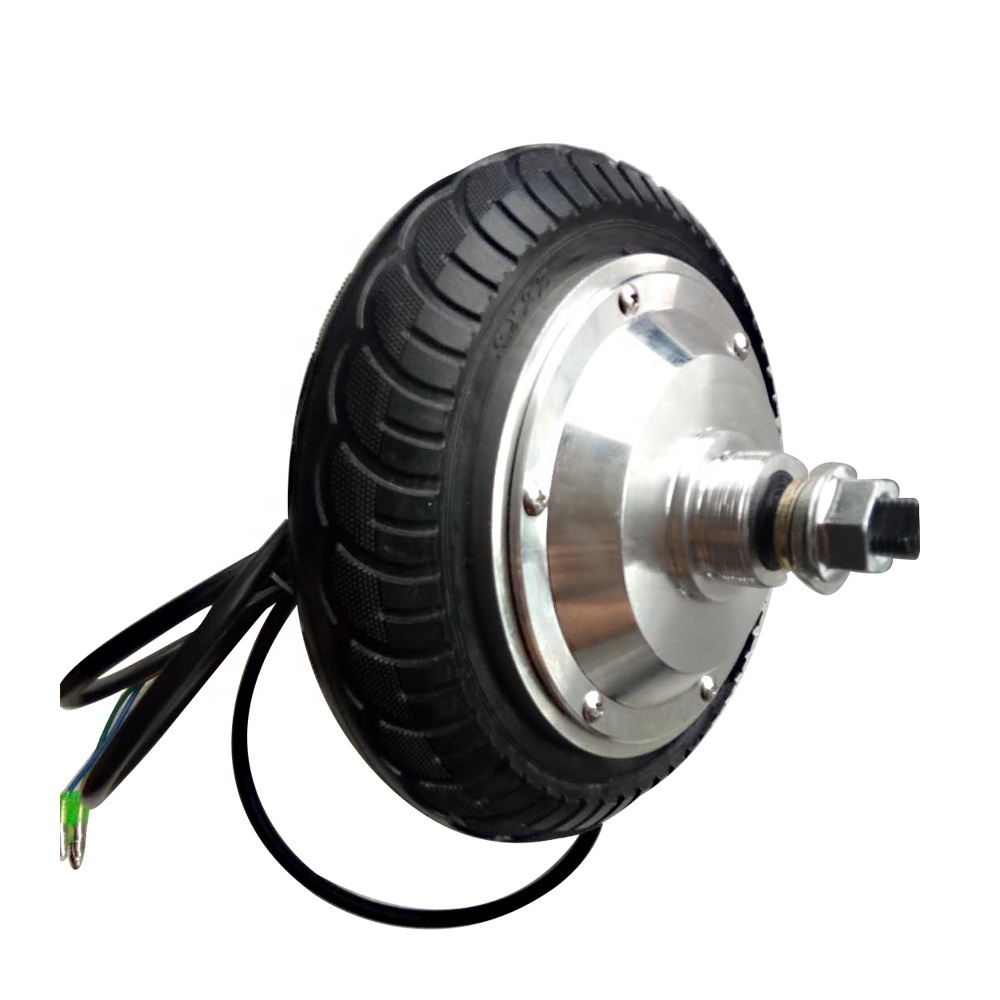 8 inch 36V 350W Geared E-Bike Hub Motor For Motorcycle/ E-scooter/ Electric bicycle/ Wheelchair