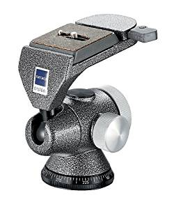 Gitzo G1376M Magnesium 3 Series Off-Center Ball Head with Quick Release Plate