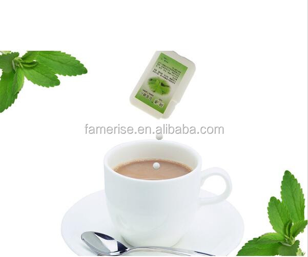 Professional stevia tablets dispenser with low price