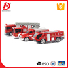 1:63 remote control tow truck toy mini fire truck