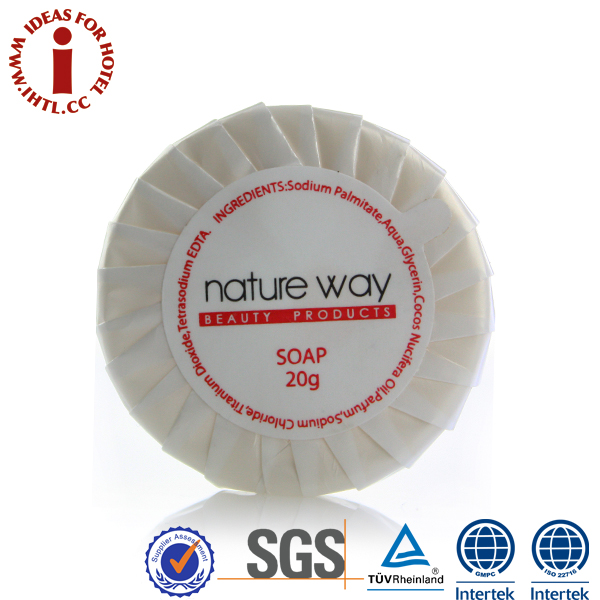 High Quality White Laundry Ingredients Bath Soap For Hotel Promotional