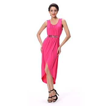 High Low Evening Dress Sewing Patterns Wedding Party Dress High Low ...