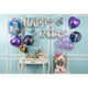 Factory Supplier Happy Birthday Decoration Set Frozen Foil Balloon For Party