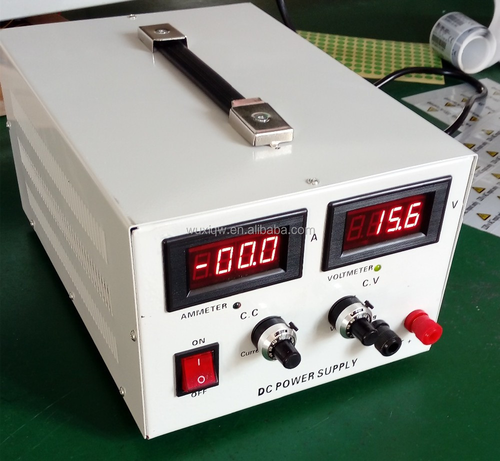 digital display QW-1550D DC switching regulated power supply 15v 50A or customizing with CE approved