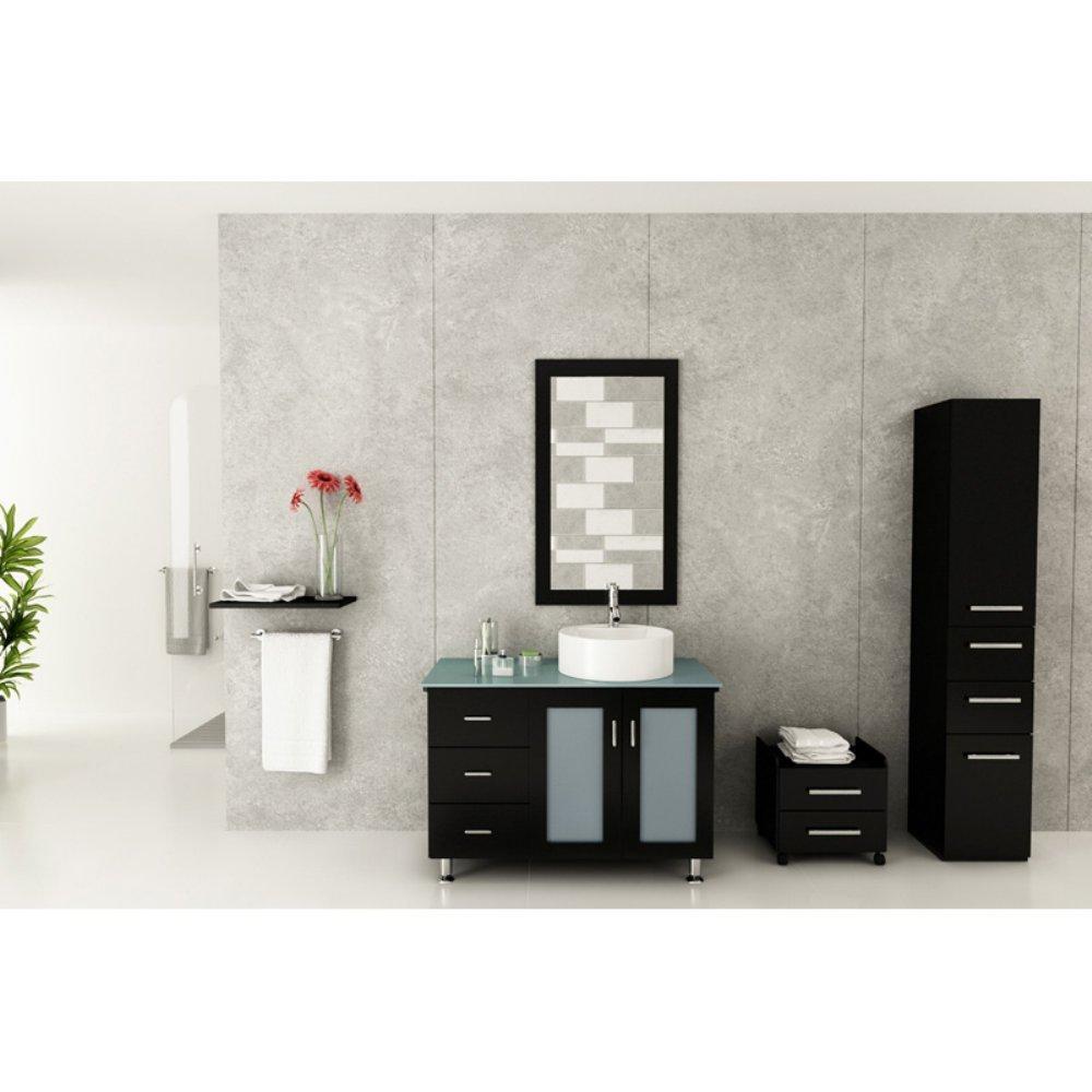 JWH Living Lune 39 in. Single Bathroom Vanity