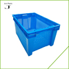 20KG plastic crate for vegetable and fruit packaging box