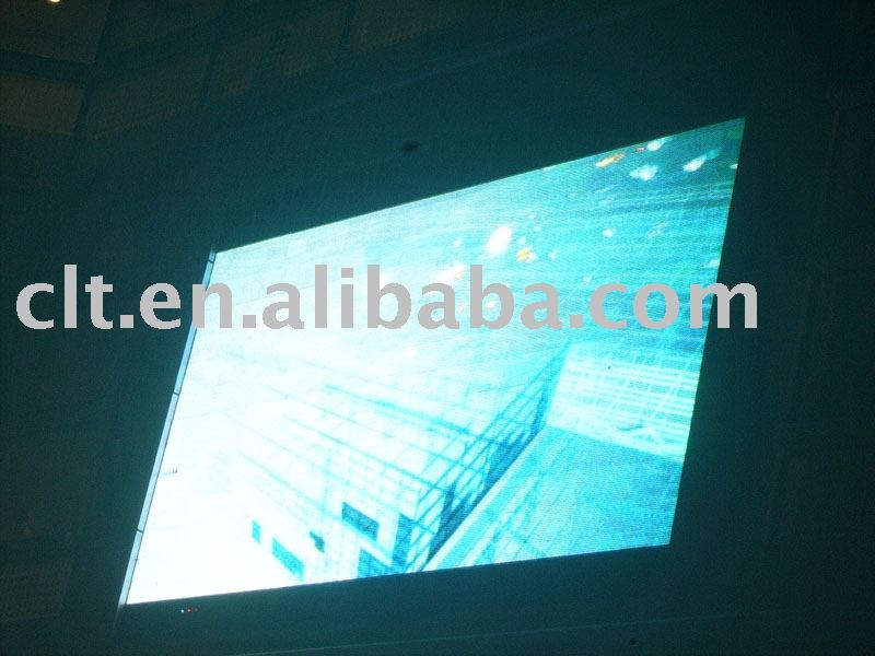 Ph12mm outdoor full-color virtual pixels LED display screen