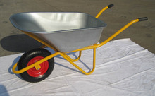 WB6418-1 110L heavy load wheelbarrow