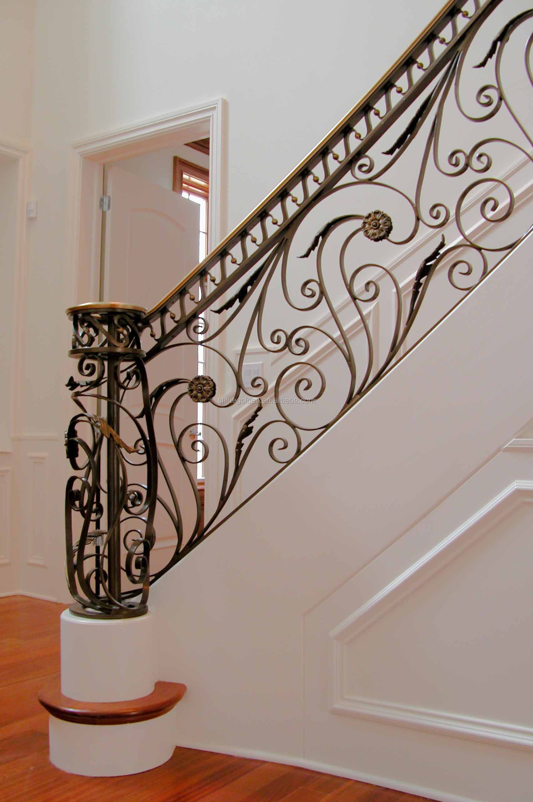 decorative wrought iron indoor stair railings decorative wrought decorative wrought iron indoor stair railings decorative wrought iron indoor stair railings suppliers and manufacturers at alibaba com
