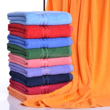 Big discount wholesale personalized bath towel oversized beach towel