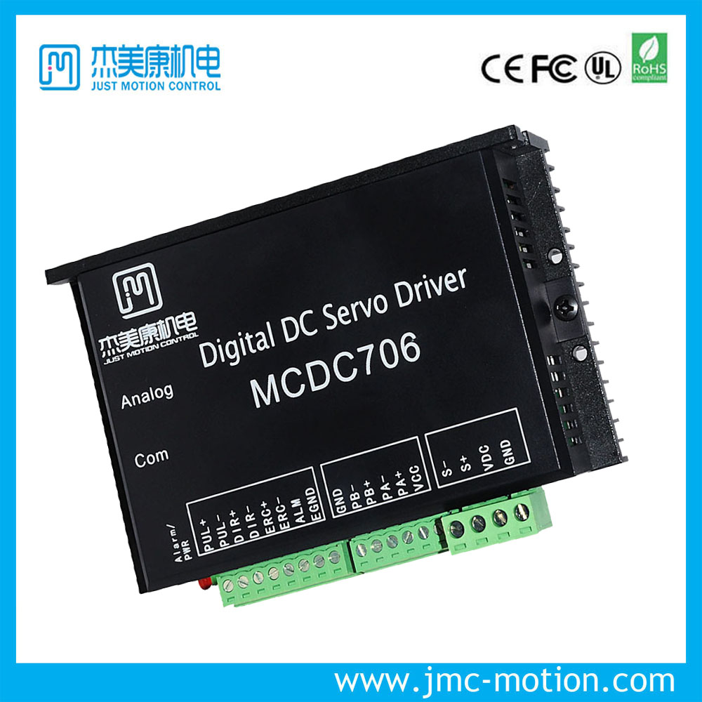 Digital Dc 200w Servo Motor Driver Mcdc706 For Cnc Sewing Machine Circuit High Efficiency Buy Driverdigital Drivercnc