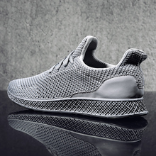 Customized Comfort Breathable Mesh Casual Men Shoes