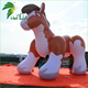 Giant Inflatable Fat Horse , Inflatable Horse Cartoon Animal Outdoor Decorate, Giant Inflatable Hongyi