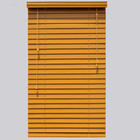 Factory Wholesale Elegant luxury best selling products home center automatic horizontal basswood wooden blinds for home decor