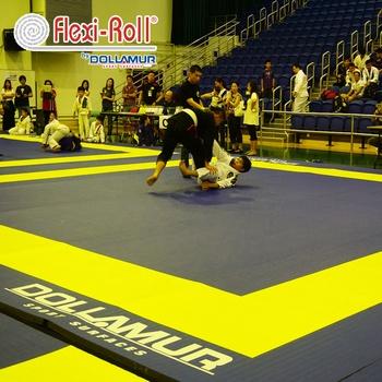 Dollamur Flexi Roll Jiu-jitsu Mat/roll Out Bjj Brazilian Jiu Jitsu Mat -  Buy Mma Mats For Sale,Judo Floor Mats,Rolling Bjj Mat Product on Alibaba com