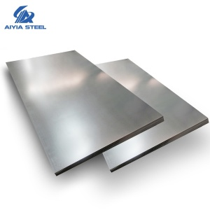 AIYIA thickness 0.13-4.0mm SGCC SGCD DX51D zinc coatd steel sheet or iron sheet hot dipped galvanized steel sheet