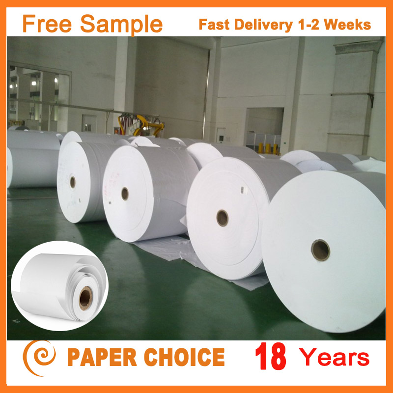 Factory Whoesale Price Custom Sizes Mills Offset Printing Paper In China