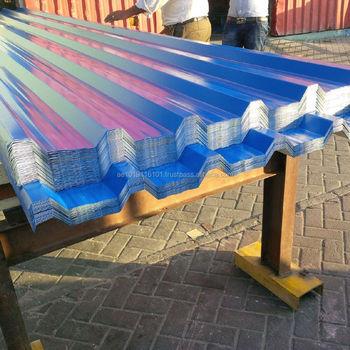 Aluminium Corrugated Profile Sheets Uae Qatar Oman Bahrain Kuwait - Dana  Steel - Buy Corrugated Galvalume Sheet Gi Profile Sheet,Profile Steel Sheet