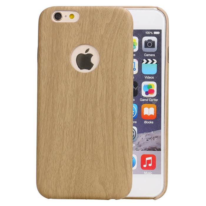 New products Natural Real Wooden Hard Carved Wood Phone Case Cover Protect For OPPO r9