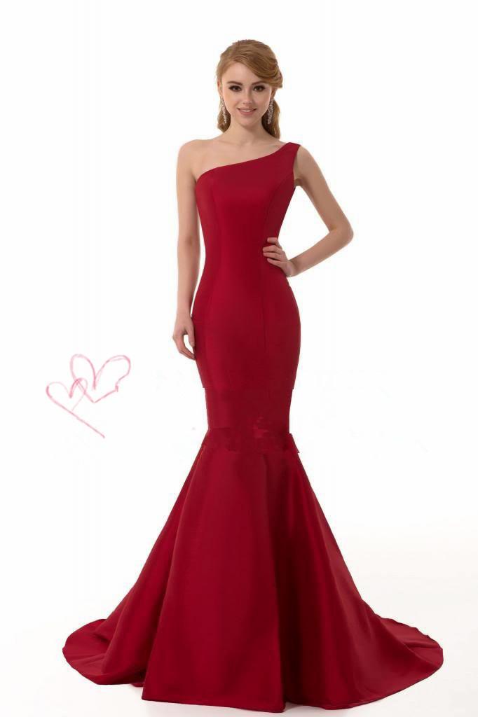 Cheap Red Mermaid Bridesmaid Dresses, find Red Mermaid Bridesmaid ...